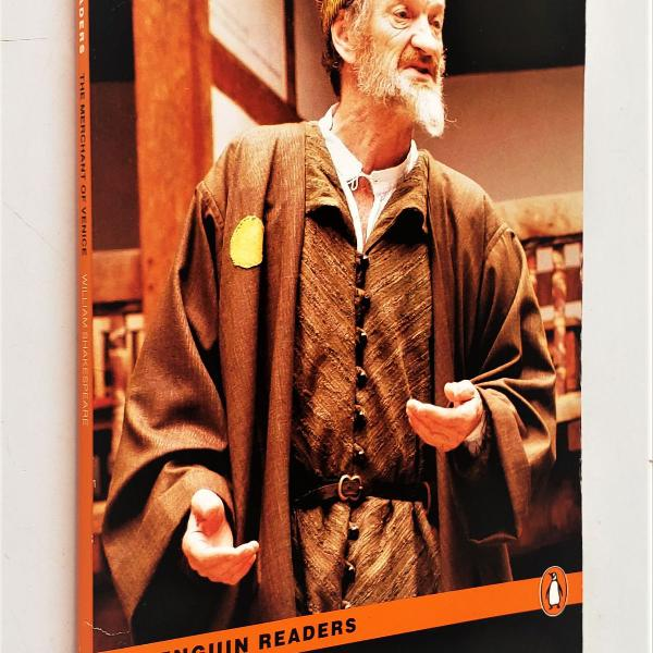 The merchant of venice - level 4 - penguin readers - with cd