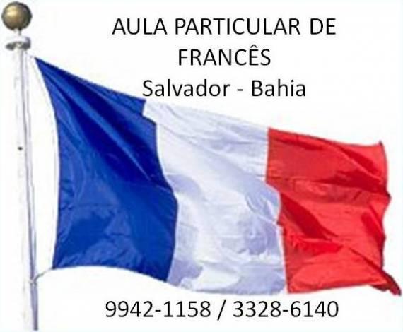 Aulas de francês todos os níveis- salvador