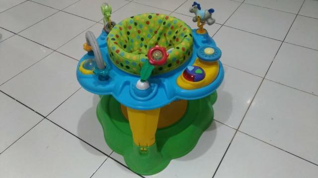 Brinquedo infantil centro de atividades burigotto