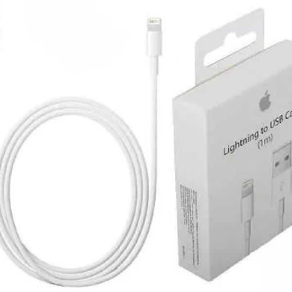 Cabo para iphone lightning to usb cable (2 m) iphone 7 se 6