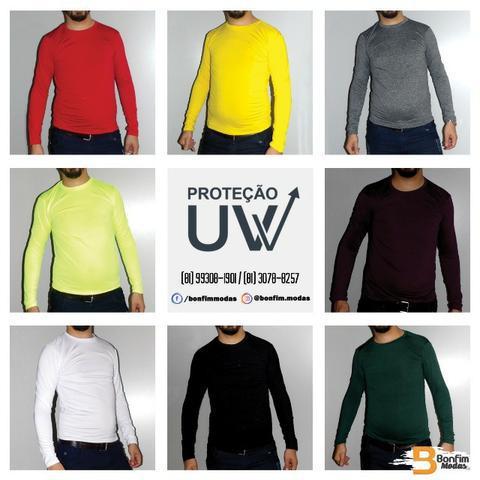 Camisas de proteção uv - atacado e varejo