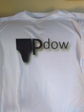 Camisetas da updow