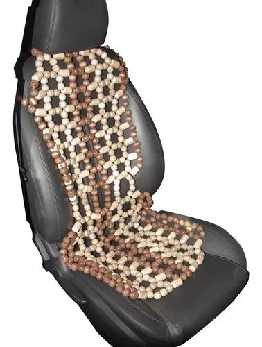 Capa assento encosto massageadora automóvel bolinhas