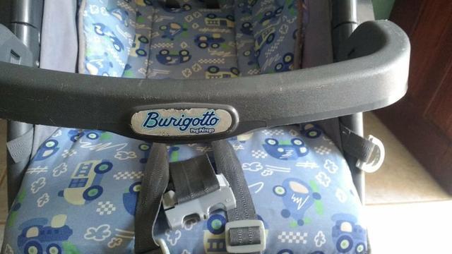 Carrinho de bebê (burigotto)