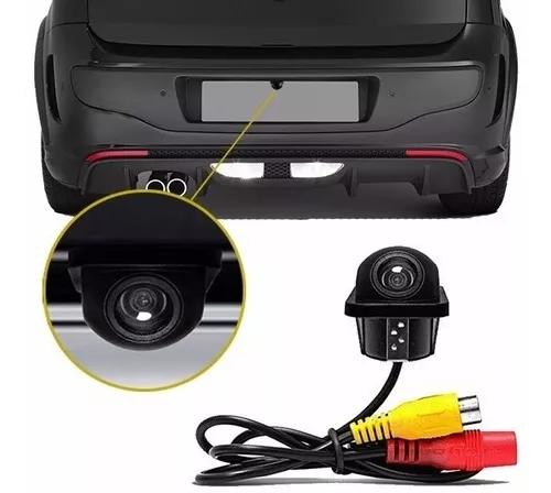 Câmera de ré tartaruga automotiva estacionamento universal