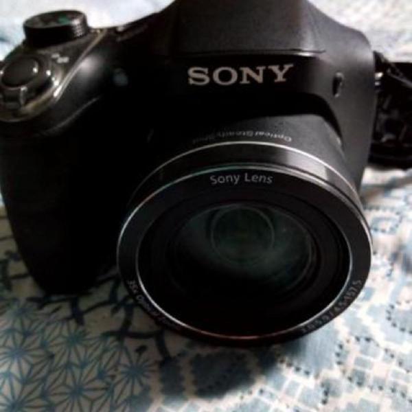 Câmera profissional sony dsc-h300