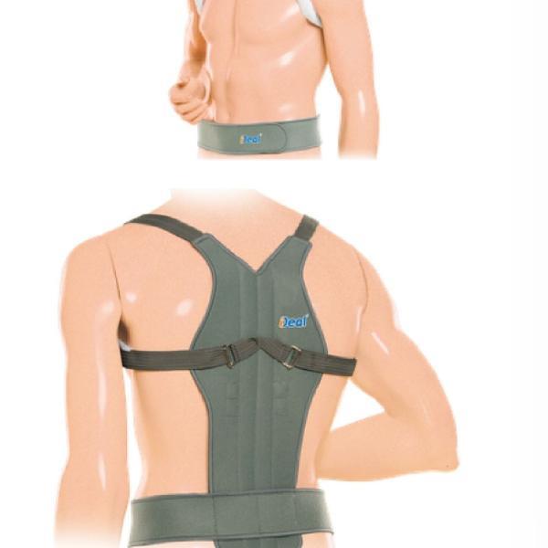 Corretor postural completo magnético m - ideal