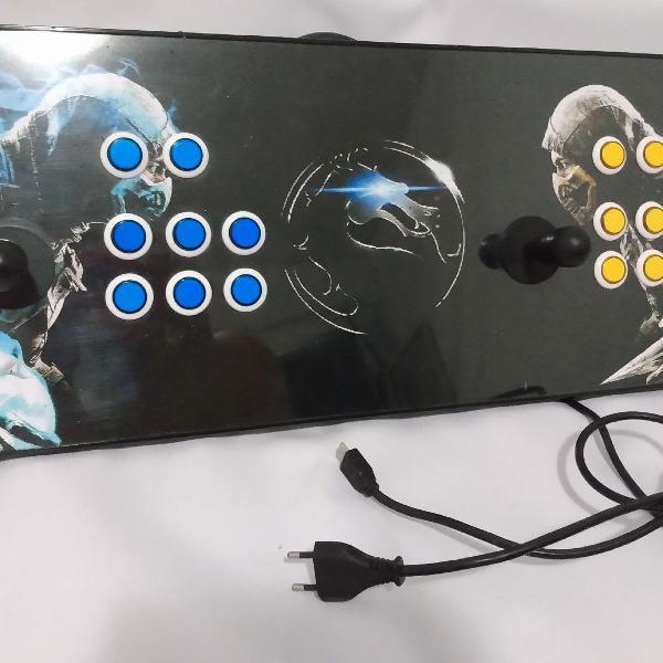Mesa arcade fliperama vídeo game