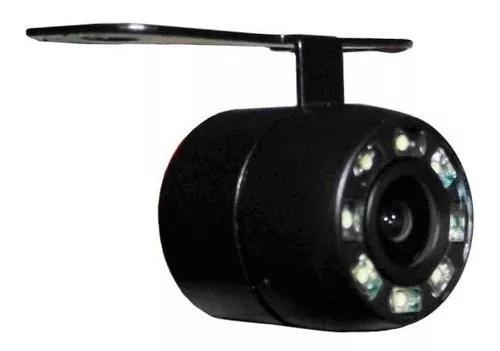 Micro camera de ré e-tech visão noturna colorida borboleta