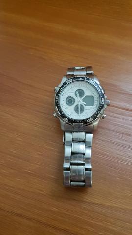 Relógio citizen promaster c450 mecanismo com defeito