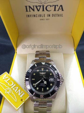 Relógio invicta automático - original