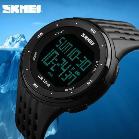 Relógio skmei 1219 original - pronta entrega