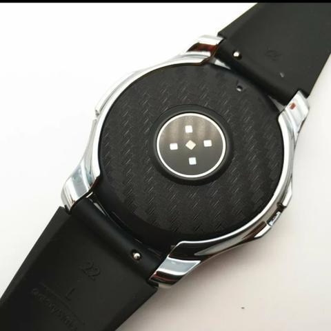 Samsung galaxy watch protetor traseiro fibra carbono 46mm