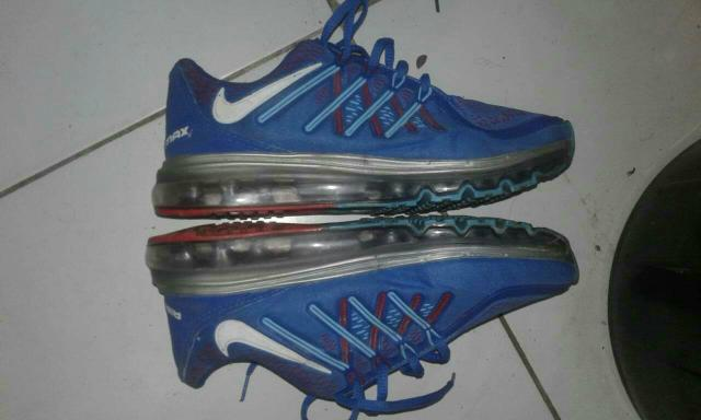 Sapato nike azul