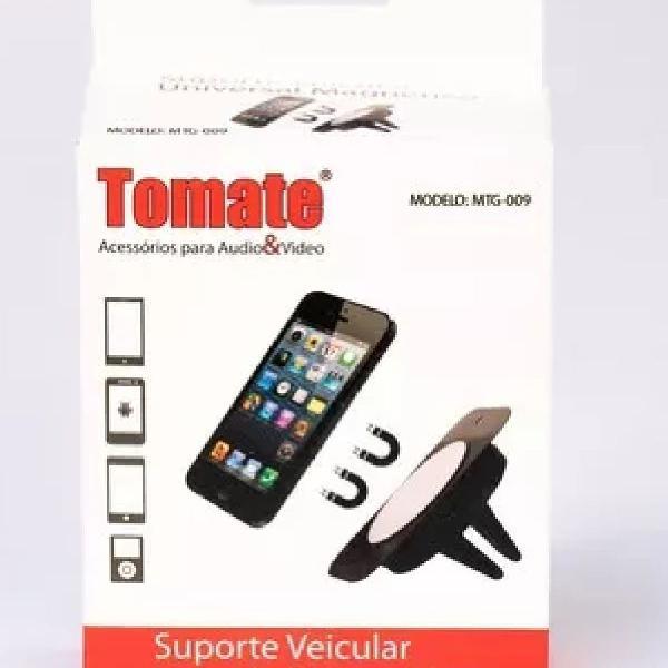 Suporte veicular universal magnético imã 3m tomate mtg-009