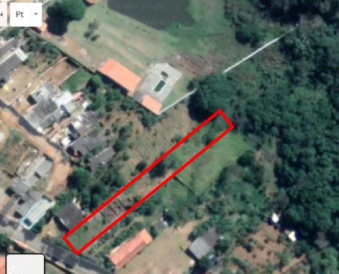 Terreno de 1721 m² - oportunidade única p morar ou