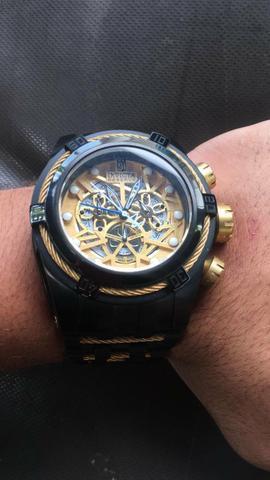 Vendo relógio invicta zeus jason taylor