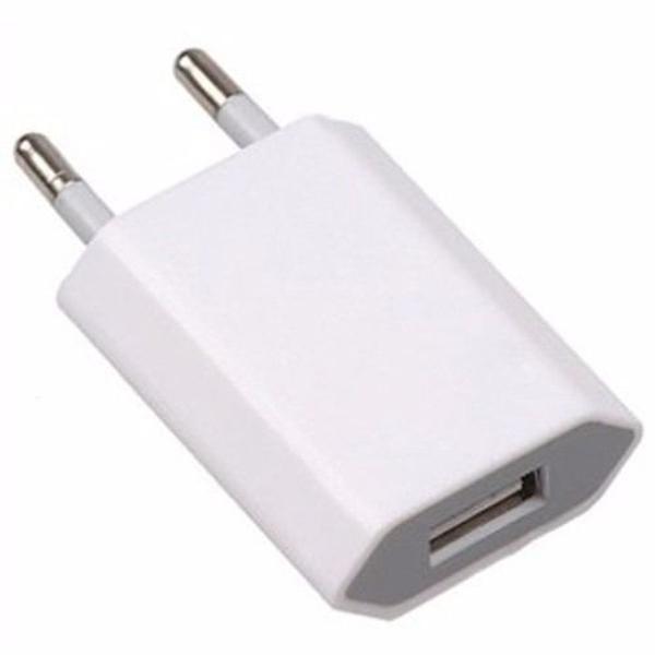 Adaptador tomada usb carregador parede celular mp3 tablet