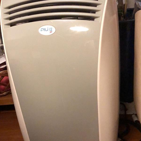 Ar condicionado portátil quente/frio 12000 btus piu olimpia