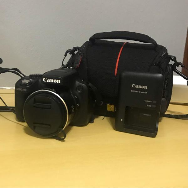 Canon hs 50 sx