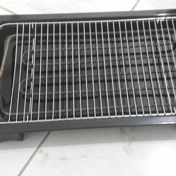 churrasqueira elétrica 220v