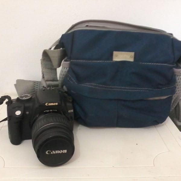 Câmera fotográfica digital canon eos rebel xt