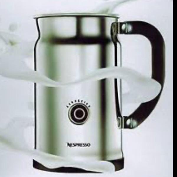 Espumador de leite aeroccino milkfrother nespresso nova