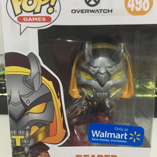 Funko pop reaper 498 overwatch