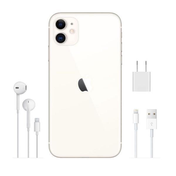 Iphone 11 novo ! pronta entrega ! cor branco com 256gb