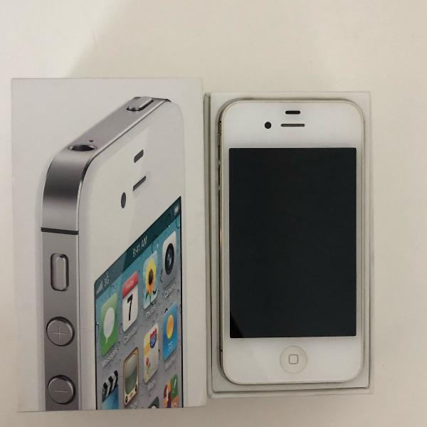 Iphone 4s - branco