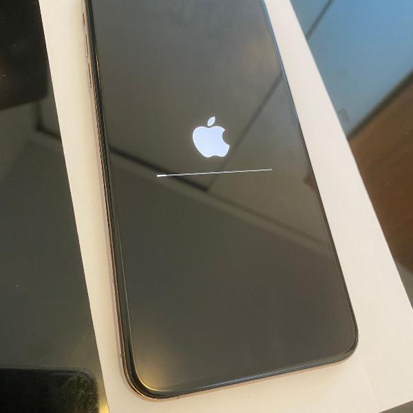 Iphone xs max 256 gb + capa carregadora original
