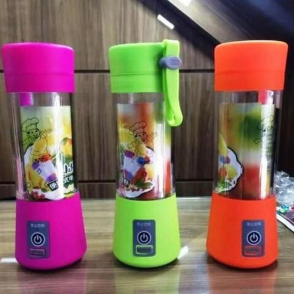 liquidificador portátil shake n take juice recarregavel