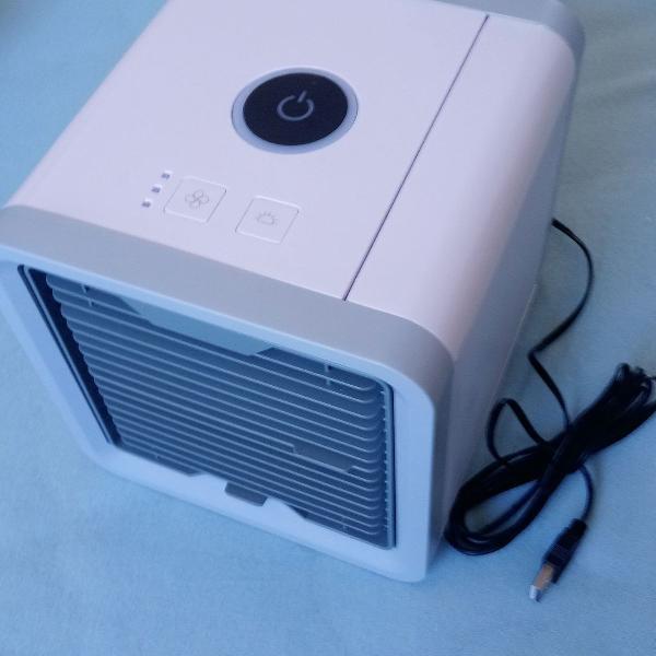 Mini climatizador portátil usb