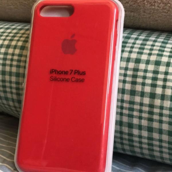 Silicone case apple