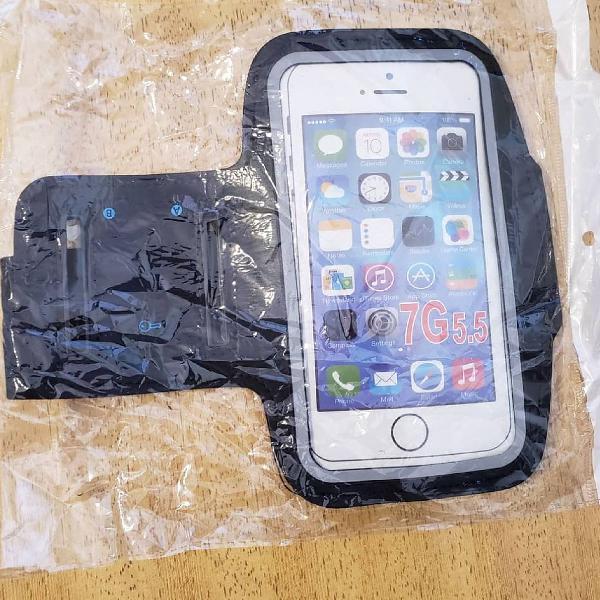Suporte de braço para celular