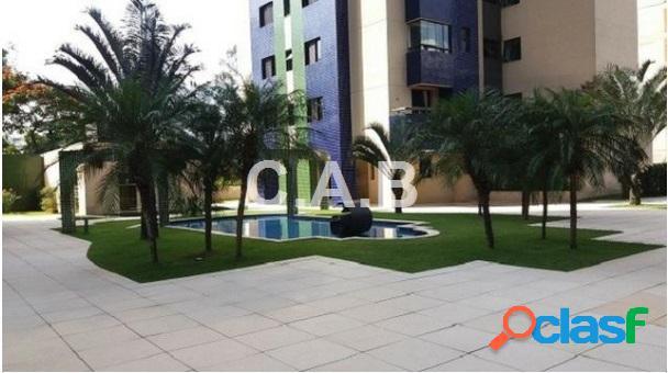 Apartamento com ou sem mobilia - alpha club - alphaville- 4 quartos