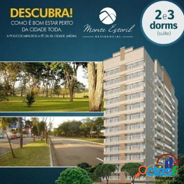 Monte estoril - excelente localização - apartamentos prontos