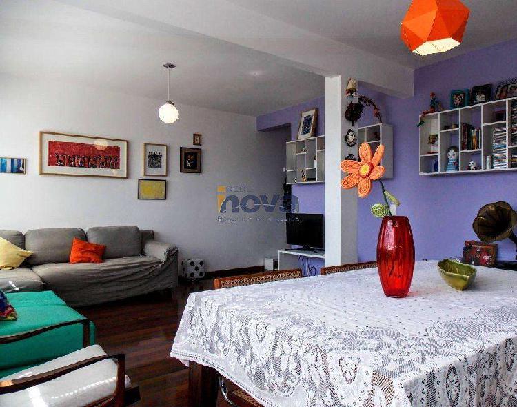 Apartamento, são lucas, 3 quartos, 1 vaga, 1 suíte