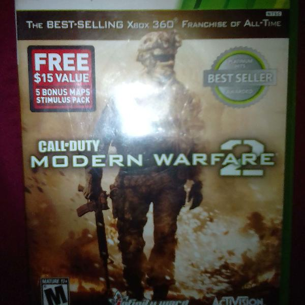 Call of duty modern warfare 3 xbox 360 original