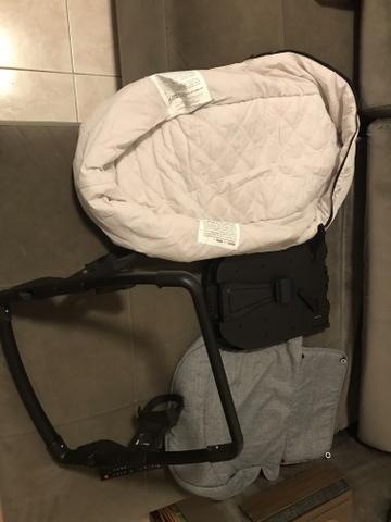 Carrinho de bebê - urban plus chicco + bebê conforto