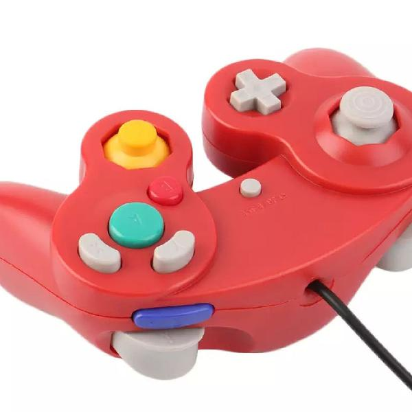 Controle nintendo gamecube