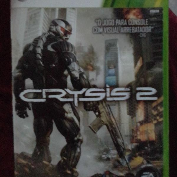Crysis 2 xbox 360 original