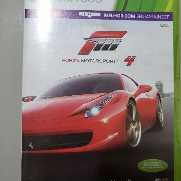 Forza motosport 4