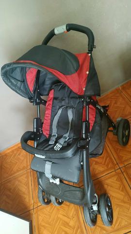 Kit carrinho bebê burigotto e bebê conforto