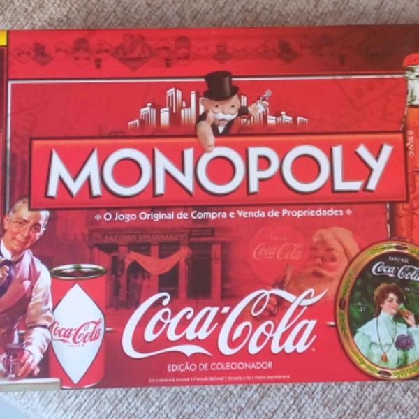 Monopoly coca - cola