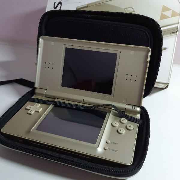 Nintendo ds lite gold wi-fi
