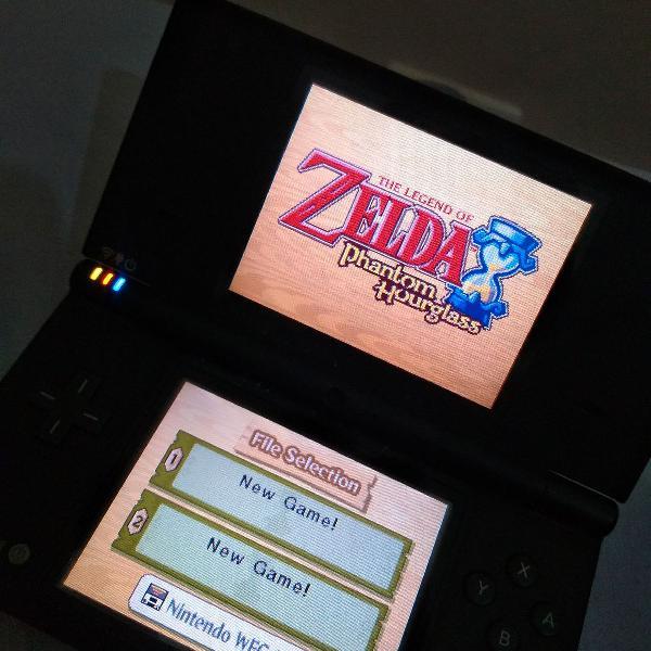 Nintendo dsi preto