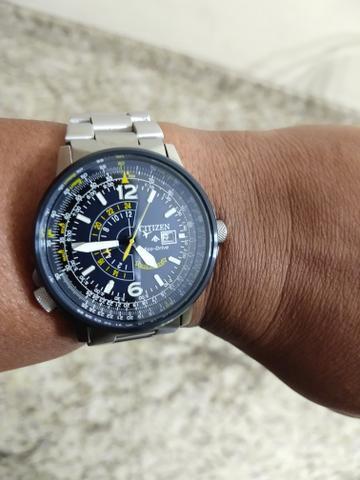 Relógio citizen bj 7006