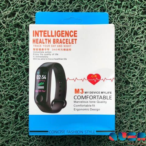 Relógio inteligente m3 na promoção