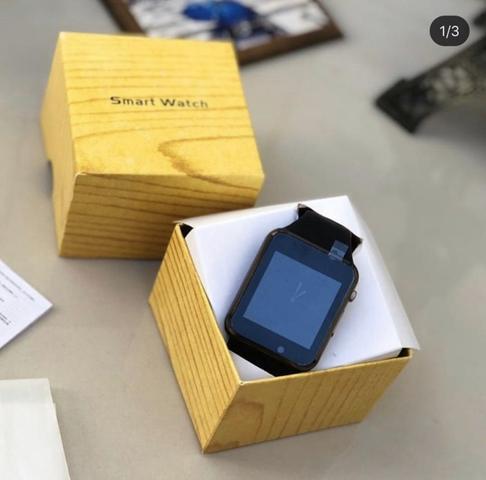 Relógio smartwatch completo